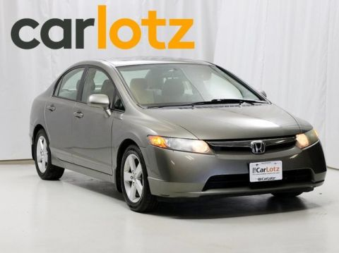 Pre-Owned 2007 Honda Civic Sdn EX