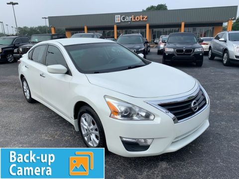 Pre-Owned 2014 Nissan Altima 2.5 S