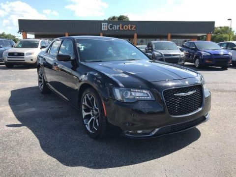 2016 Chrysler 300S 300S With Navigation