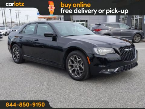 2017 Chrysler 300S 300S