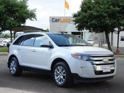 2013 Ford Edge SEL FWD 4dr FWD