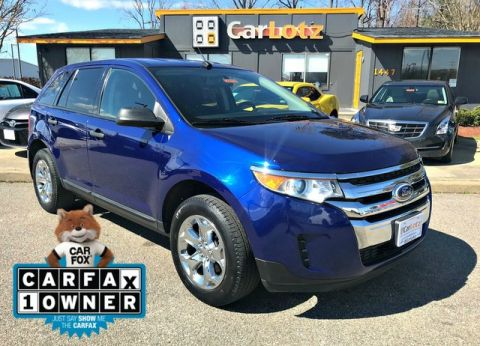 Pre-Owned 2014 Ford Edge SE