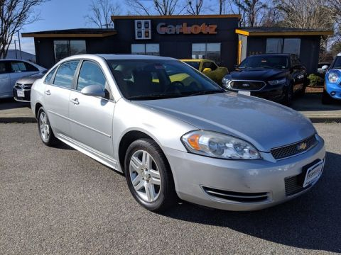 Pre-Owned 2014 Chevrolet Impala Limited (fleet-only) LT