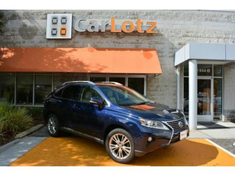 Pre-Owned 2013 Lexus RX 350 Base