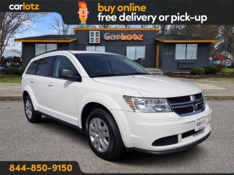 2018 Dodge Journey SE FWD Sport Utility
