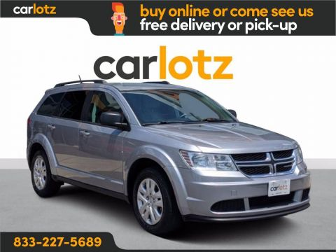 2017 Dodge Journey SE FWD Sport Utility