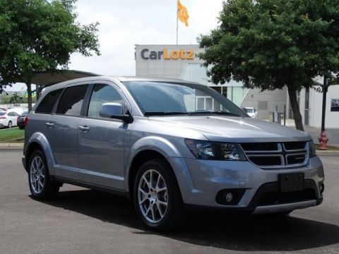 2015 Dodge Journey R/T With Navigation & AWD