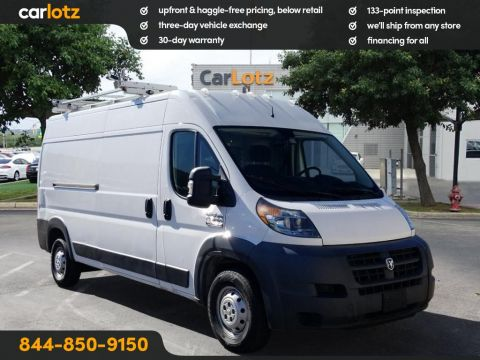 Pre-Owned 2015 Ram ProMaster 2500 High Roof 159WB