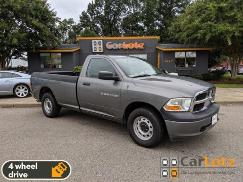 Pre-Owned 2011 Dodge Ram Pickup 1500 ST