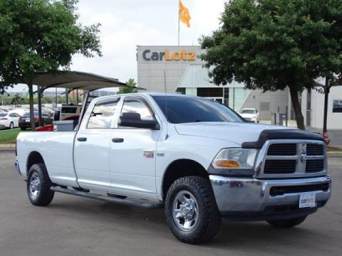 Pre-Owned 2010 Dodge Ram Pickup 2500 ST