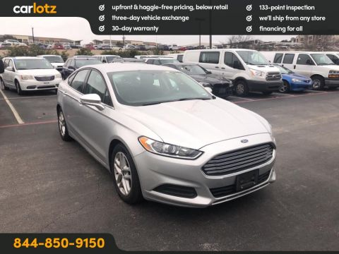 2016 Ford Fusion SE FWD 4dr Car