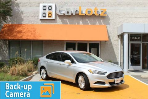 Pre-Owned 2016 Ford Fusion SE Hybrid