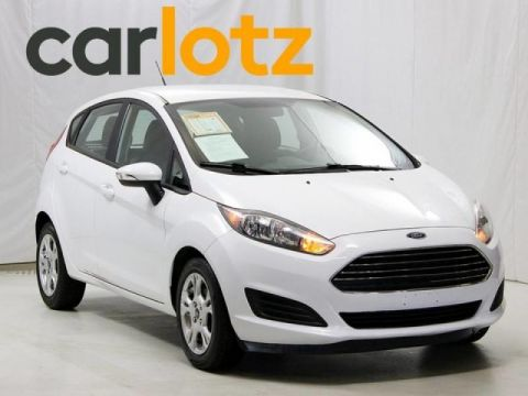 2015 Ford Fiesta SE FWD 5dr HB