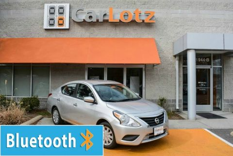 Pre-Owned 2016 Nissan Versa SV