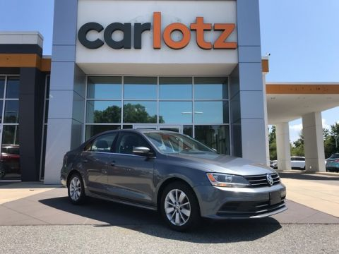 Pre-Owned 2015 Volkswagen Jetta Sedan 2.0L TDI SE w/Connectivity