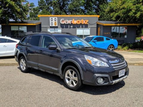Pre-Owned 2013 Subaru Outback 2.5i Limited