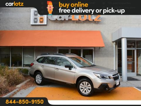 2018 Subaru Outback Base