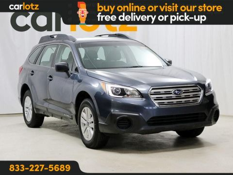 2017 Subaru Outback Base