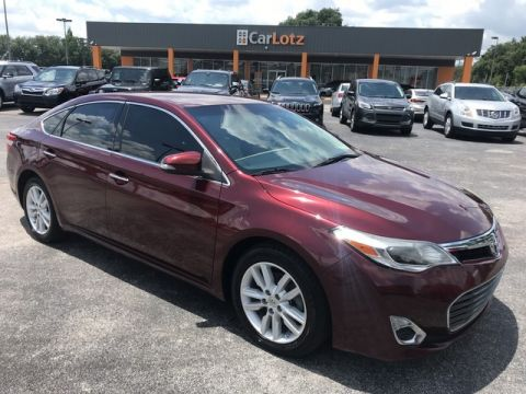 Pre-Owned 2014 Toyota Avalon XLE