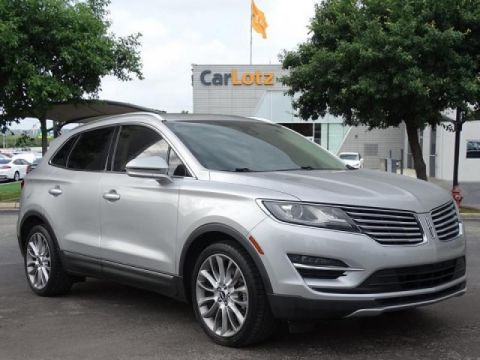 2015 Lincoln MKC Base With Navigation