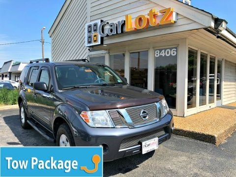 Pre-Owned 2012 Nissan Pathfinder LE