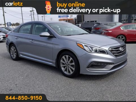 2017 Hyundai Sonata Limited FWD 4dr Car
