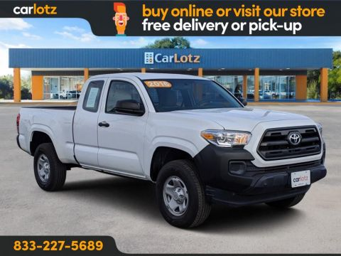 2016 Toyota Tacoma SR RWD Extended Cab Pickup