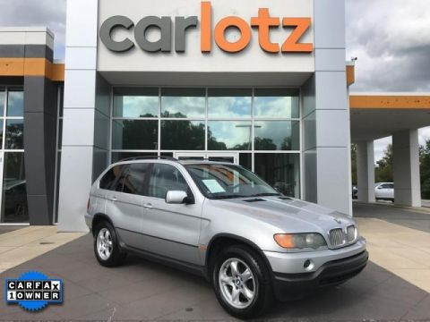 Pre-Owned 2003 BMW X5 4.4i