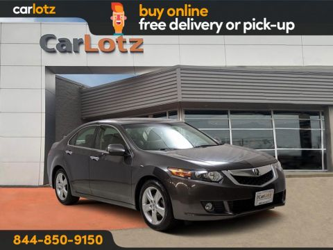 2010 Acura TSX Base FWD 4dr Car