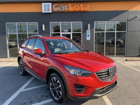 2016 Mazda CX-5 Grand Touring With Navigation & AWD