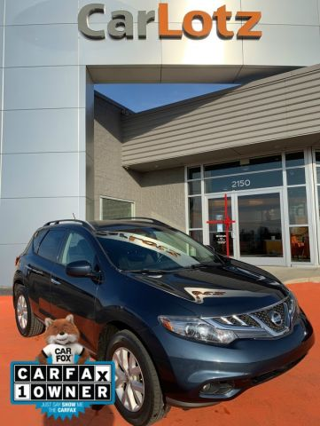 Pre-Owned 2013 Nissan Murano SV