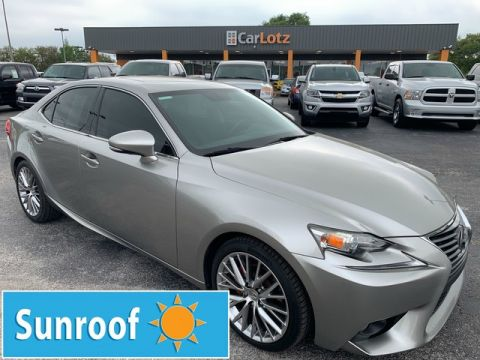 Pre-Owned 2014 Lexus IS 250 RWD