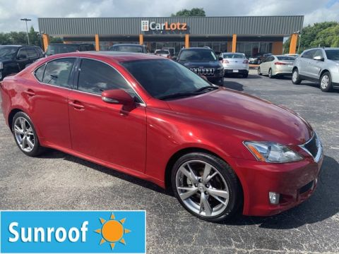 Pre-Owned 2010 Lexus IS 250 RWD