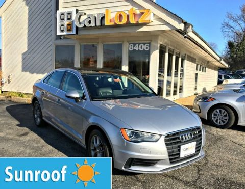 Pre-Owned 2015 Audi A3 1.8T Premium Plus