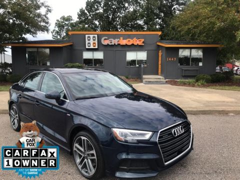 Pre-Owned 2017 Audi A3 Premium Plus