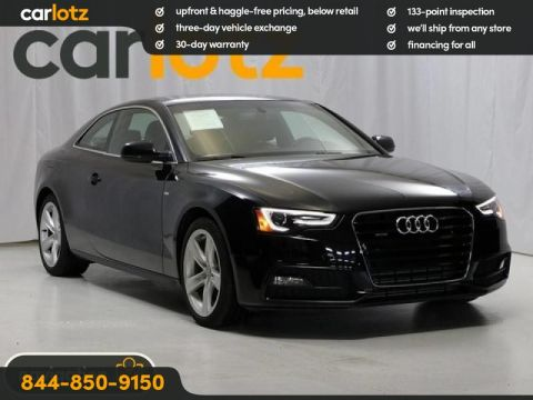 Pre-Owned 2016 Audi A5 Premium Plus