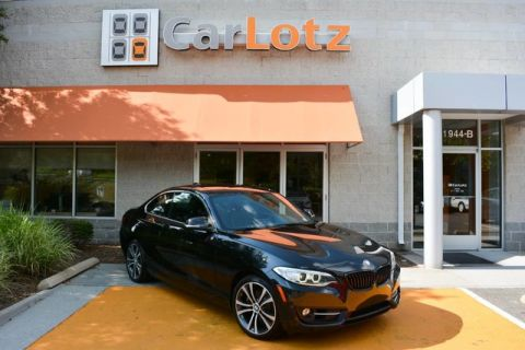 Pre-Owned 2016 BMW 2 Series 228i xDrive Sport Line