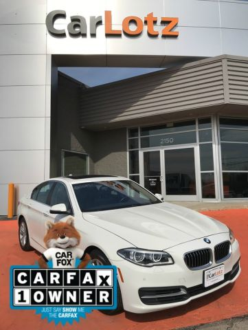 Pre-Owned 2014 BMW 5 Series 528i