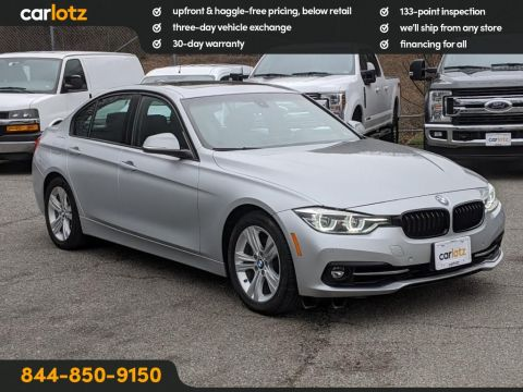 2016 BMW 3 series 328i xDrive AWD 4dr Car