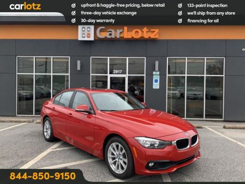 2016 BMW 3 series 320i XDrive
