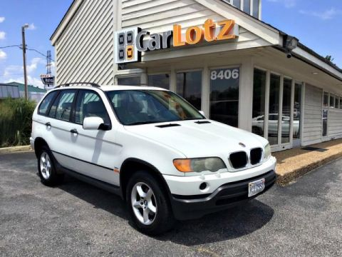 Pre-Owned 2001 BMW X5 3.0L
