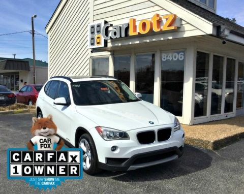 Pre-Owned 2014 BMW X1 xDrive35i