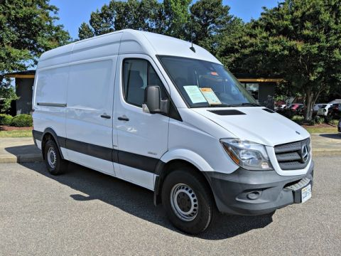 Pre-Owned 2014 Mercedes-Benz Sprinter Cargo Van