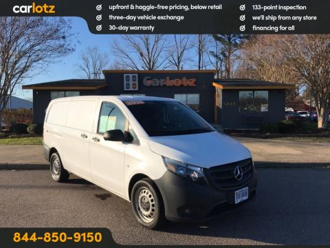 Pre-Owned 2016 Mercedes-Benz Metris