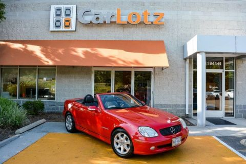 Pre-Owned 2002 Mercedes-Benz SLK 2.3L Kompressor