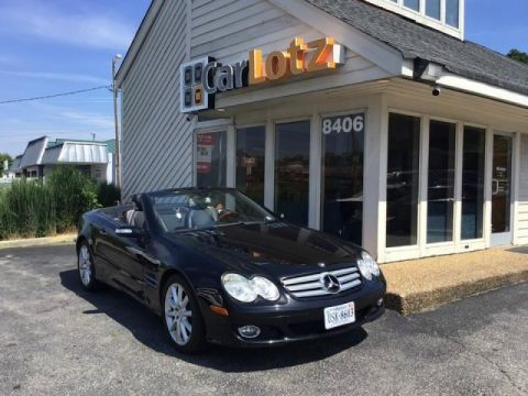 Pre-Owned 2007 Mercedes-Benz SL-Class 5.5L V8
