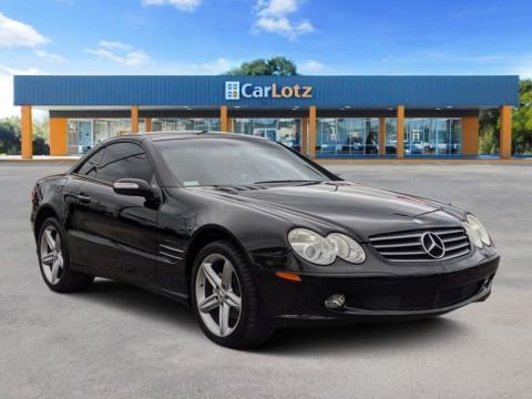 Pre-Owned 2004 Mercedes-Benz SL-Class SL500