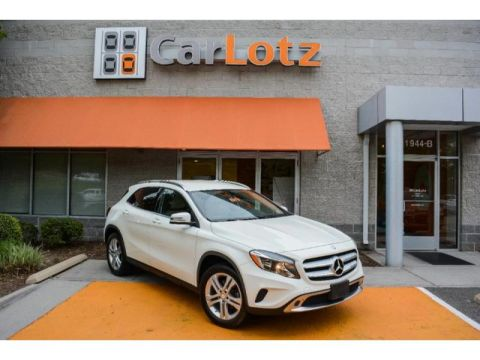 2015 Mercedes-Benz GLA GLA 250W4 With Navigation & AWD