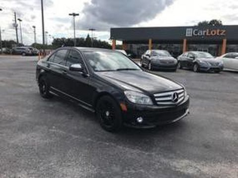 Pre-Owned 2008 Mercedes-Benz C-Class 3.5L Sport