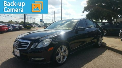 Pre-Owned 2013 Mercedes-Benz E-Class E 350 Luxury
